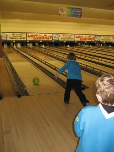 Beavers Bowling February 2012