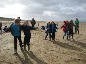 Brean Sleepover March 2012