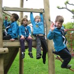 Tackling the adventure playground