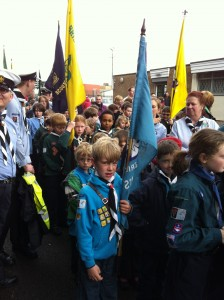 St. Georges Day Parade 2012