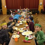 255th Beavers' Christmas Party
