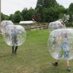 Battle zorbs