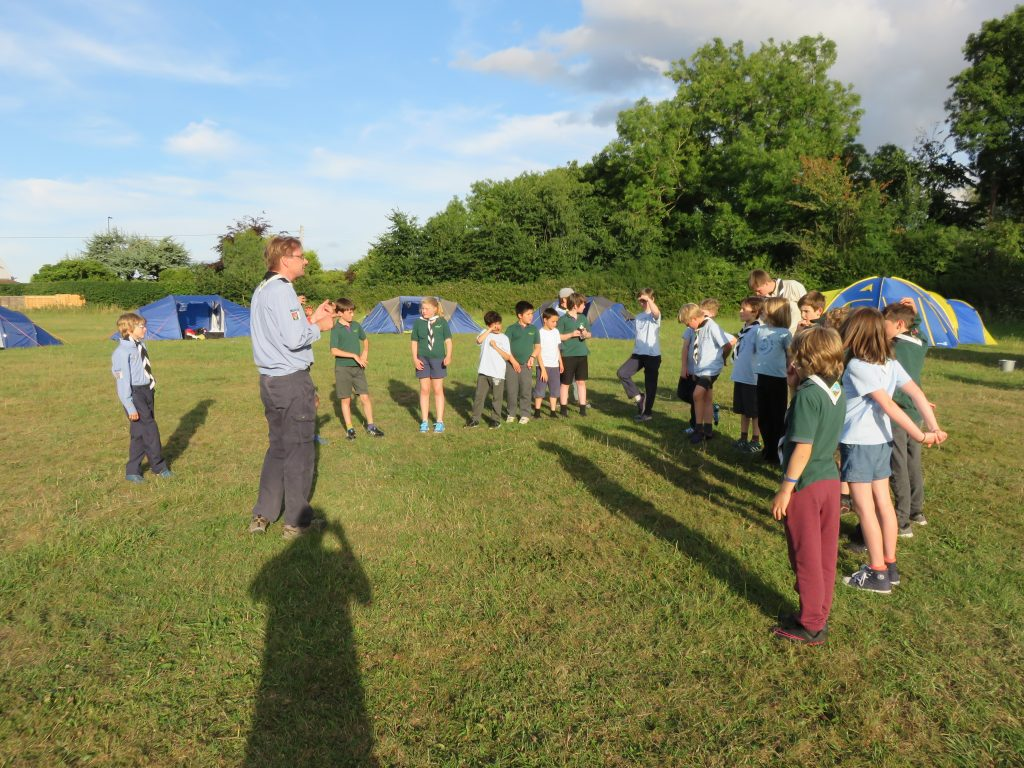 Briefing the Cubs